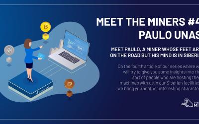 Meet the Miners #4: Paulo Unas