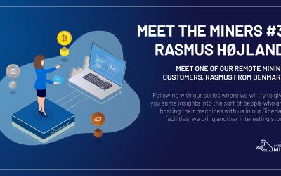 Meet the Miners #3: Rasmus Højland
